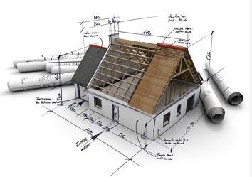 Uno de los ejemplos de algoritmos, es la planeación de una casa, para lo cual se construye siguiente las pautas que indica un plano y un arquitecto.