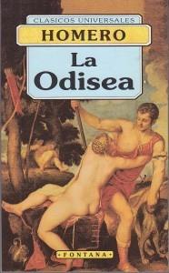 Ejemplo de epopeya, la Odisea