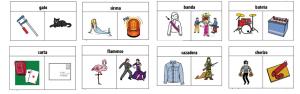 Ejemplos de palabras polisémicas, morfológicamente
