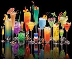 Bebidas en inglés, jugos
