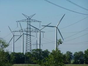Ejemplos de energía eléctrica, fuentes (eólica)