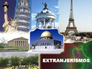 Ejemplos de extranjerismos, origen