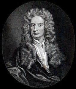 Ejemplos de la primera ley de Newton, principio y consecuencias