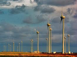 Ejemplos de recursos renovables, eólica
