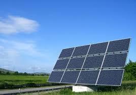 Ejemplos de recursos renovables, energía solar
