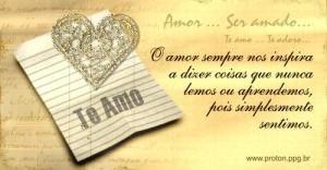 Frases en portugués, de amor