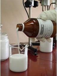 Ejemplos de mezclas heterogeneas, suspensiones