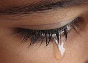 Palabras de tristeza, enfermedad
