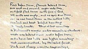 Poemas en ingles, verso aliterado
