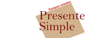 Oraciones en presente simple, modo indicativo del verbo amar