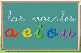 Vocales abiertas, cuales son