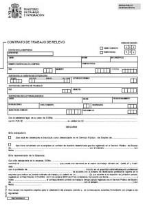 Ejemplo de contrato de trabajo, características