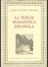 Ejemplo de elegía, española
