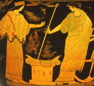 Ejemplos de mitos cortos, romanos