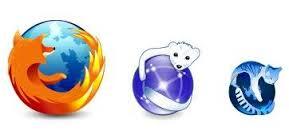 Ejemplos de software libre, de Internet