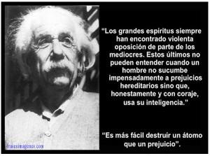 Palabras sabias de la vida, de Albert Einstein