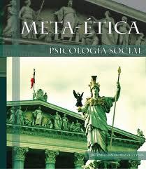 Ejemplos de ética,  metaética