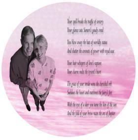 Ejemplos de dedicatorias, a la pareja