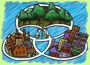 Ejemplos de desarrollo sustentable, sociedad sostenible