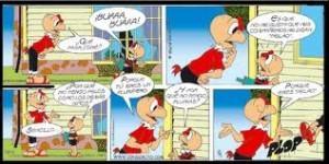 Ejemplos de historietas, cómica