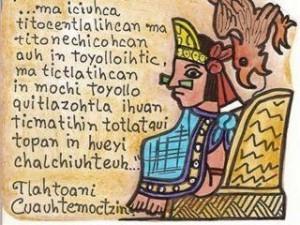 Ejemplos de indigenismos, Nahuatlismos