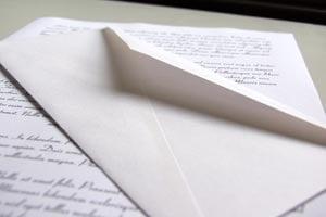 Modelo de carta de presentación de una empresa, como presentarla