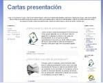 Modelo de carta de presentación de una empresa
