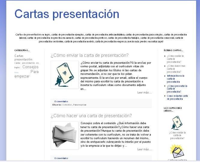 ejemplo cartas de presentacion - Juve.cenitdelacabrera.co
