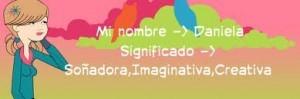 Significado del nombre Daniela, características