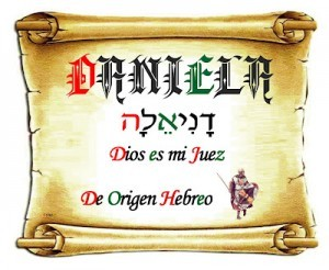 Significado del nombre Daniela, qué significa