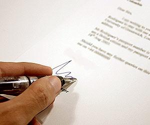 Cómo redactar la Carta de presentación de una empresa de servicios