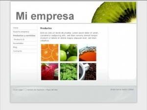 Ejemplos de páginas Web Estática