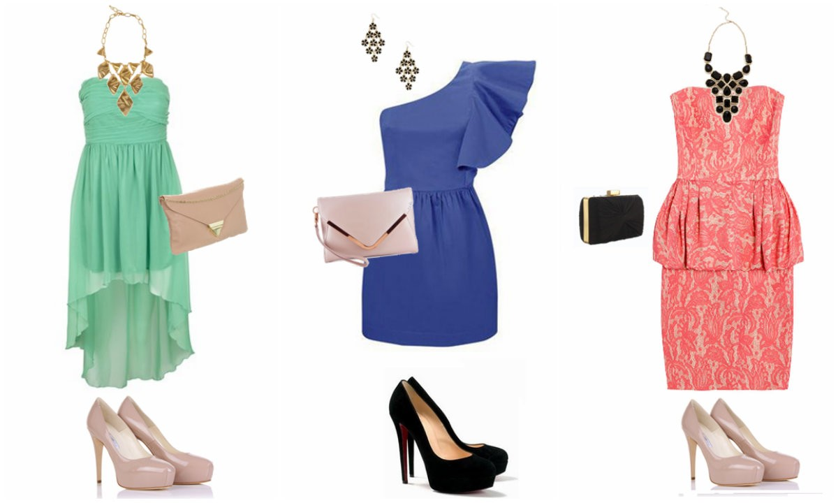 Como vestir bien y a la moda ejemplos de for Boda en jardin como vestir