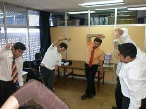 Estrés laboral:  Cómo prevenirlo