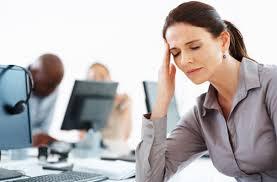 Estrés laboral y sus signos