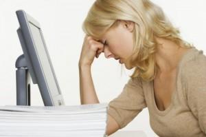 Estrés síntomas laboral