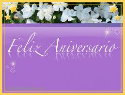 Felicitaciones de aniversario Para enviar por correo electrónico