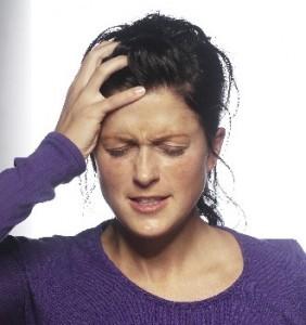 Síntomas de estrés comunes
