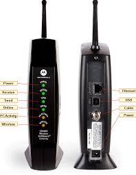 Cómo cambiar la contraseña del wifi del Motorola de Fibertel