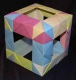 Cómo hacer un cubo