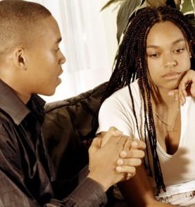 Cómo perdonar una infidelidad:  los valores