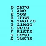 Cómo se escriben los números en letras