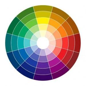 Colores cálidos Según la cromoterapia