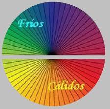 Colores cálidos cuáles son