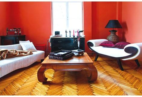 combinar colores en las paredes: