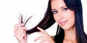 Mascarillas naturales para el cabello Con puntas abiertas