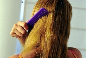 Mascarillas naturales para el cabello seco
