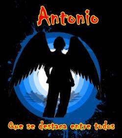 Significado de Antonio  Y sus Características