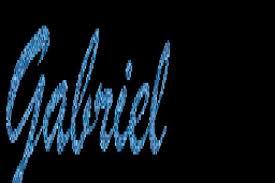 Significado de Gabriel:  Características