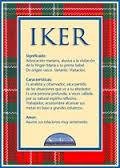 Significado de Iker y su personalidad